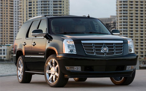 Cadillac Escalade Jeep