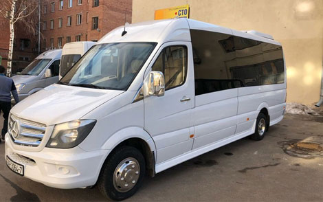 Mercedes-Benz Sprinter 516 G